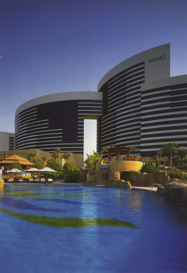 Grand Hyatt Dubai Hotel