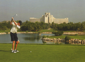 Dubai Jebel Ali Beach & Golf Resort