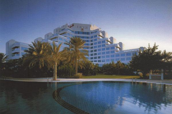 sheraton jumeirah bech resort