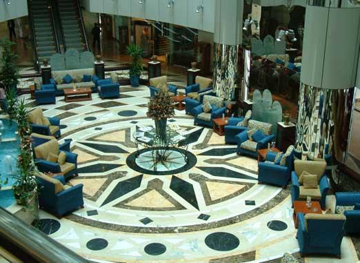 Dubai, Concored Hotel