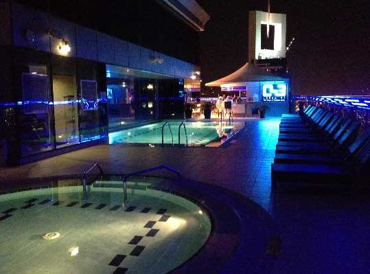 Dubai, Sheraton Sheikh Zayed Road Hotel