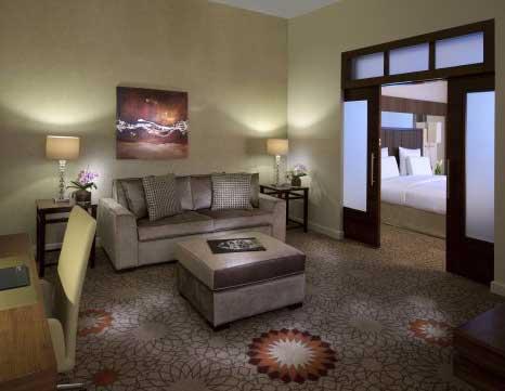 Dubai, Pullman Emirates Mall Hotel