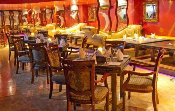Dubai, Ramee Royal Hotel