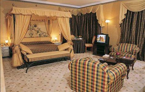 Dubai, Metropolitan Deira hotel