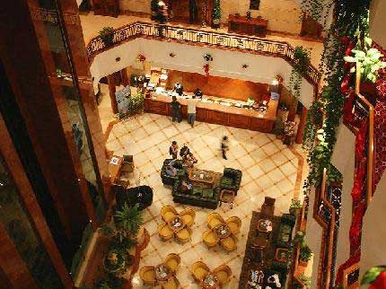 Dubai, Regent Palace Hotel
