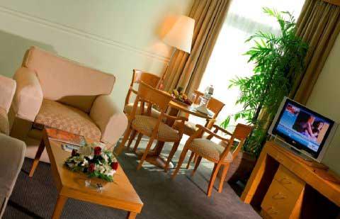 Dubai, Rihab Rotana hotel