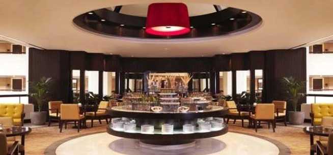 Dubai, Rimal Rotana hotel