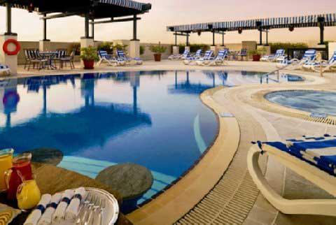 Dubai, Sheraton Deira Hotel