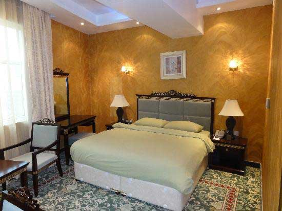 Dubai, comfort inn hotel