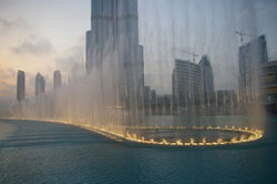 dubai water dance